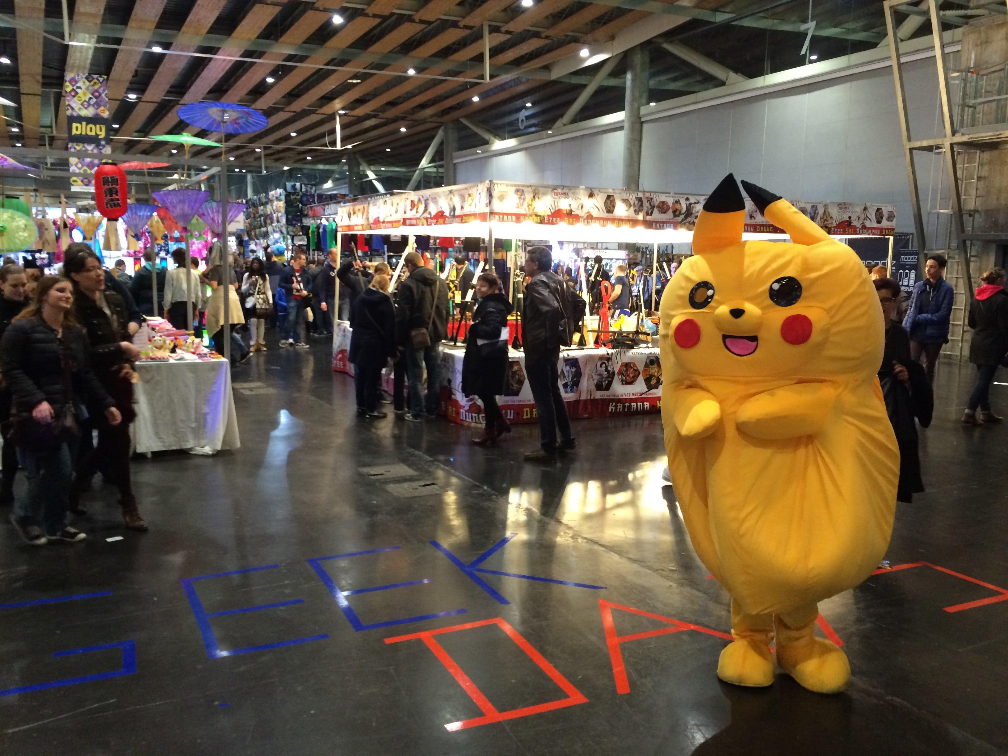 Salon de culture geek : les Geek Days à Lille