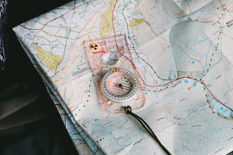 Plan Brecon Beacons au Pays de Galles