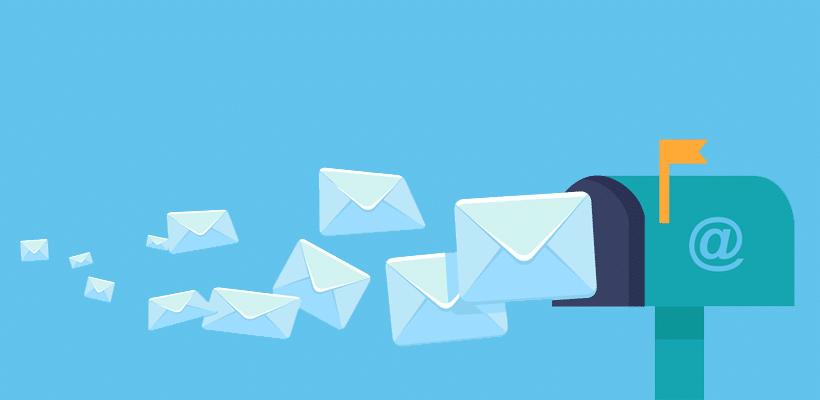 E-mailing d'invitation en évènementiel