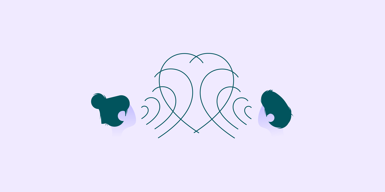 Illustration de soutien face à lareprise des évènement post covid-19
