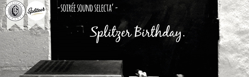 Splitzer 2 Years Birthday