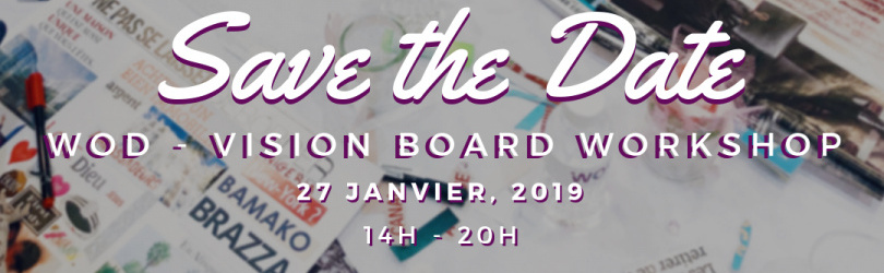 WOD - Vision Board Workshop (JAN 2020)