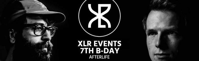 XLR Events 7th B-Day w/ Kevin De Vries, Fango & more (Afterlife)