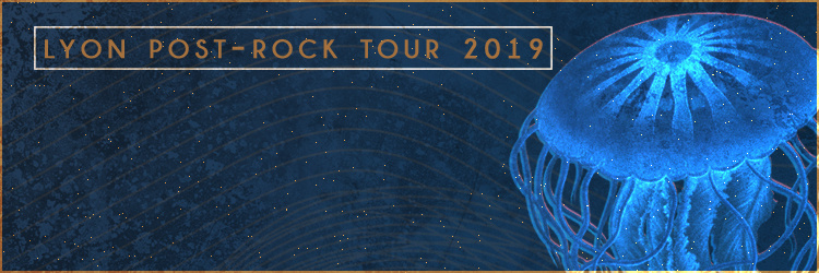 Le Temps du Loup ۰ Vesperine ۰ LAC (Lyon Post-Rock Tour 2019)