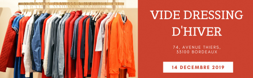 VIDE DRESSING D'HIVER SOLIDAIRE