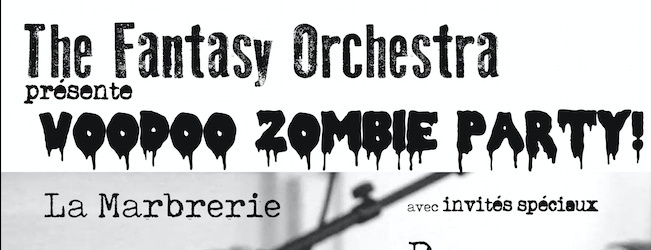 Fantasy Orchestra / Halloween Party !
