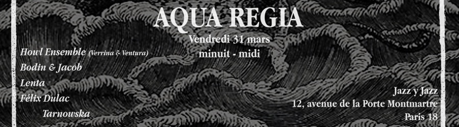 Aqua regia howl ensemble bodin jacob lenta sur yurplan - 6 avenue de la porte de la chapelle 75018 paris ...