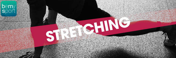 STRETCHING - PARILLY - OUTDOOR BEMYSPORT /// JUIN 2020