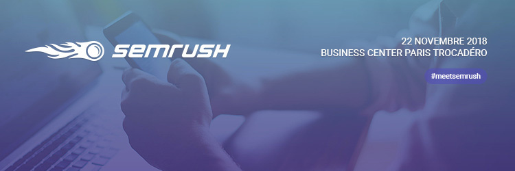 SEMrush E-commerce Meet-up