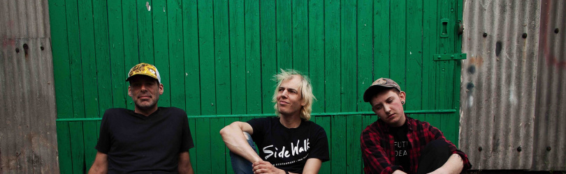 Jeffrey Lewis & The Voltage + T-Shirt au Sonic