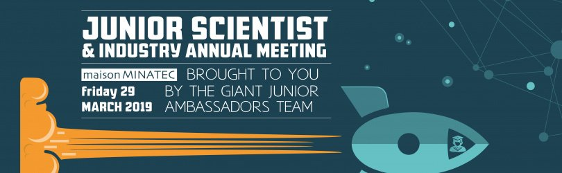 Junior Scientist & Industry annual meeting 2019 - PhD registration