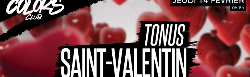 Tonus St Valentin by Colors Club