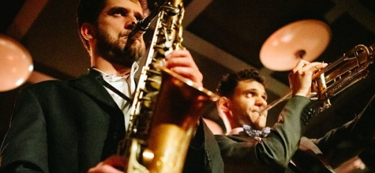 19H - Mat Najean Quartet : Tribute to Ben & Sweet