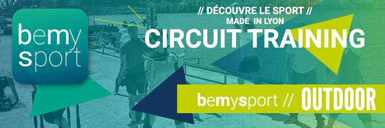 Circuit Training OUTDOOR BeMySport - Gerland