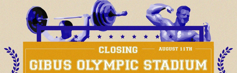 GIBUS OLYMPIC STADIUM : CLOSING PARTY