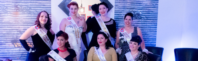 Election Miss Pin-Up Nouvelle Aquitaine 2019