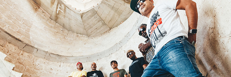 Asian Dub Foundation + El Calife