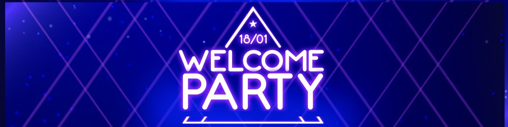 Welcome Party 2018 - E&IS Party Lyon - Le Diskret