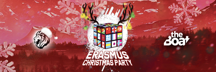 Christmas Party // Erasmus & International Students