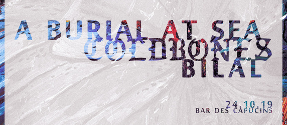 Coldbones ● A burial at sea ● Bilal
