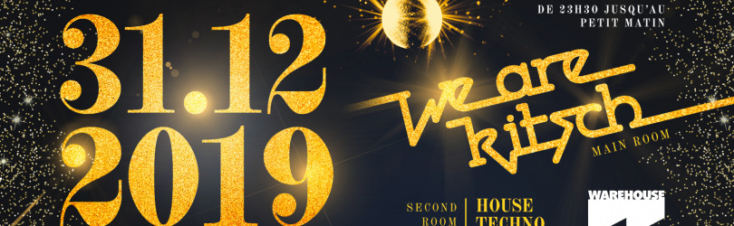 Nouvel An 2019 - Warehouse Nantes