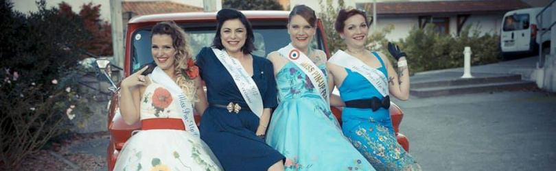Election Miss Pin-Up Occitanie 2018