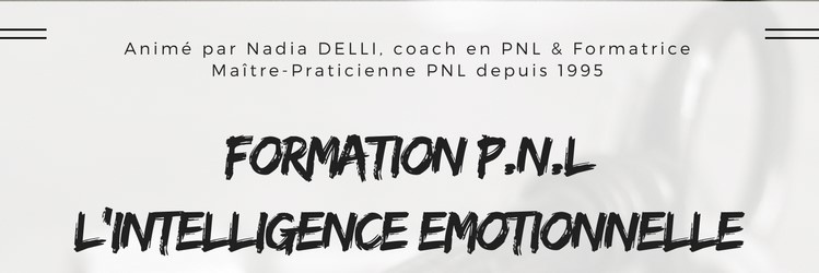FORMATION PNL # L'intelligence émotionnelle