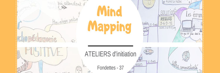 Atelier MIND MAPPING Adultes