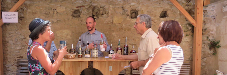 Flavours Whisky Day - 4 accords gustatifs pour vous initier à l'association des whiskies.