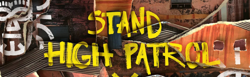 STAND HIGH Patrol Dj set / DUB-4 / Abstrack = Special Bass Music
