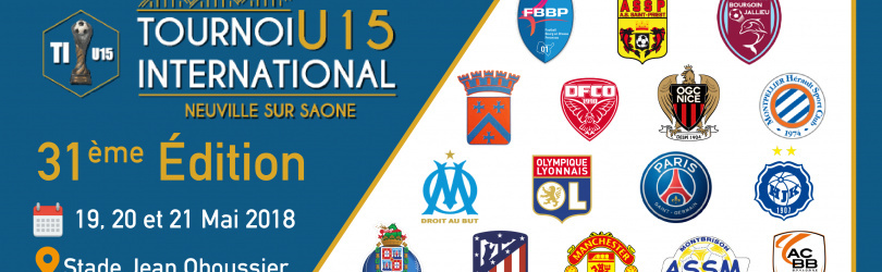 Tournoi International U15 de Neuville
