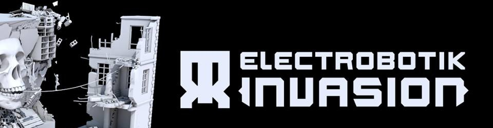 Vendredi ● Electrobotik Invasion Festival 2018 ● Open Air