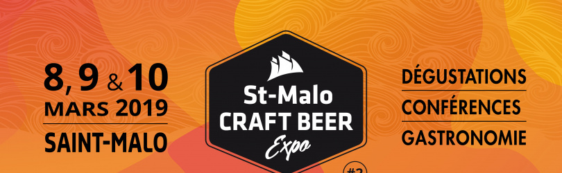 SAINT-MALO CRAFT BEER EXPO 8-9-10 mars 2019
