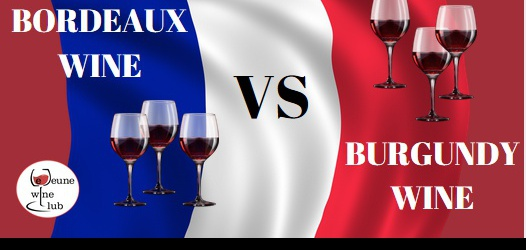 Bordeaux Vs Burgundy Wine Tasting Sur Yurplan