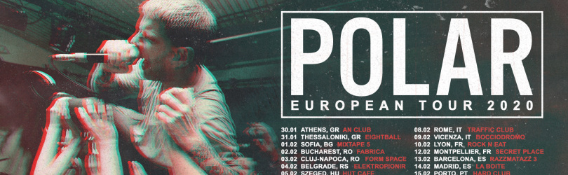 Polar (UK) + Guest au Rock'n Eat le 10 Février
