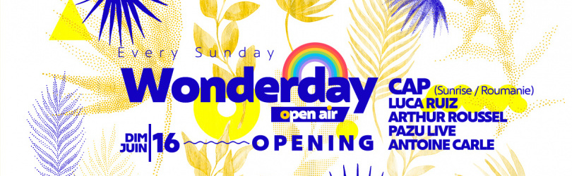 Wonderday OpenAir - Opening