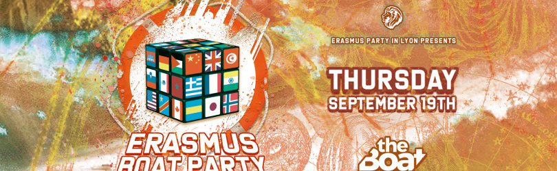Boat Party // Erasmus & International Students