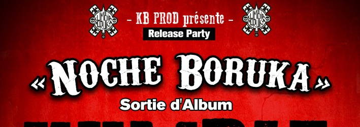 KUMBIA BORUKA RELEASE PARTY!
