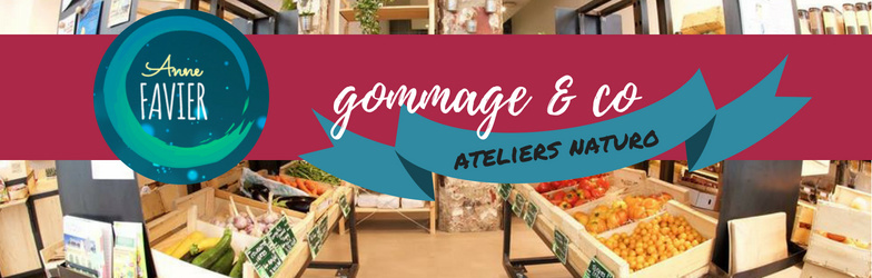 Atelier gommage & co Mamie Marie