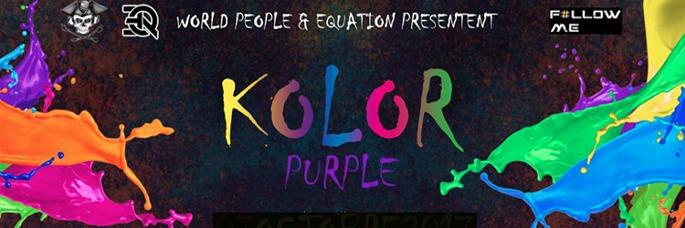 KoLoR #1 by World People & Equation