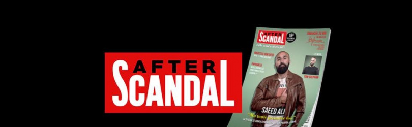 AFTER SCANDAL N°16