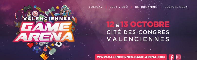 Valenciennes Game Arena 2019