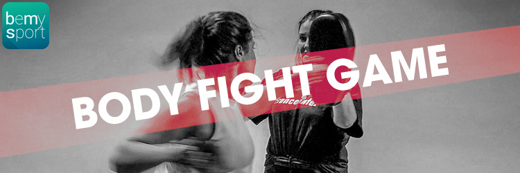 BODY FIGHT GAME - WORKOUT BEMYSPORT - NOVOTEL CONFLUENCE /// OCTOBRE 2020