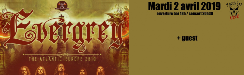EVERGREY + GUEST