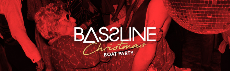 Bassline Christmas Boat Party