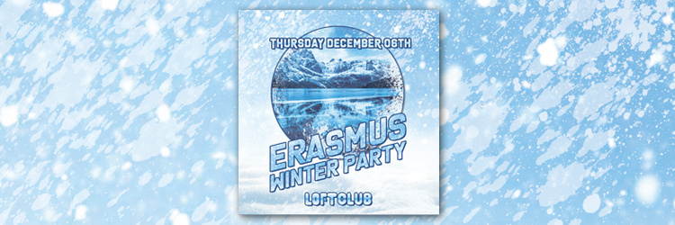 Winter Party - Erasmus & International Students Party Lyon