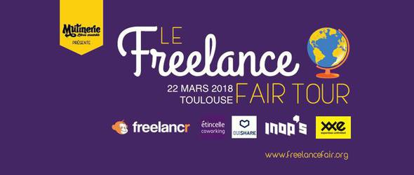 Freelance Fair Tour à Marseille / Smack