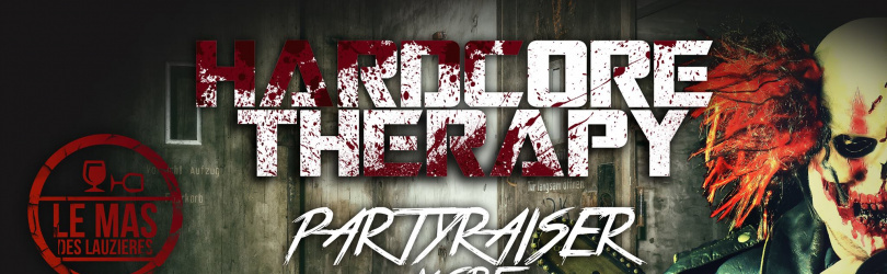 HARDCORE THERAPY I PARTYRAISER & MORE