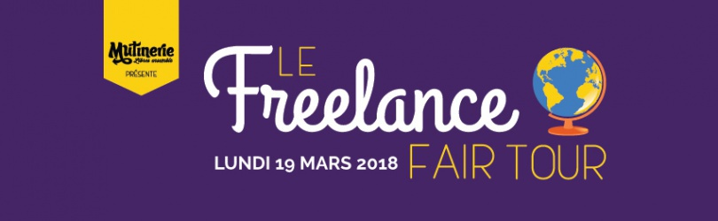 Freelance Fair Tour à Cergy-Pontoise