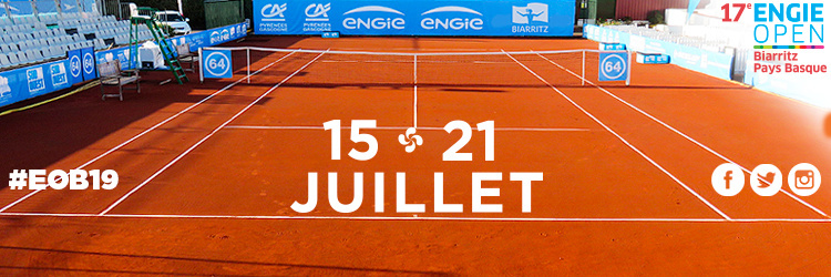 ENGIE OPEN Biarritz Pays Basque 2019